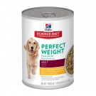 Hills Adult Perfect Weight Stew 354g Tin