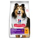 Hill's Adult Sensitive Stomach & Skin Medium Dry Dog Food Chicken Flavour 12kg