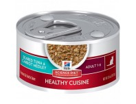 Hills Feline Stew Tuna and Carrot 79g