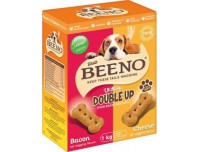 Beeno Large Biscuit Duo Bacon/Cheese 1kg
