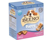 Beeno Puppy with Calcium 500g