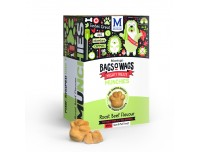 Montego Bag O' Wags Munchies 350g - Beef