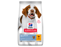 Hill's Adult No Grain Medium Dry Dog Food Food Chicken Flavour 12kg